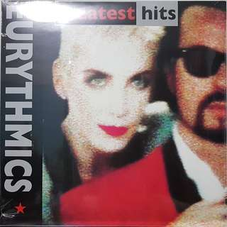 Vinyl Double LP : Eurythmics - Greatest Hits