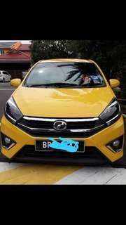 Perodua Axia auto 2017