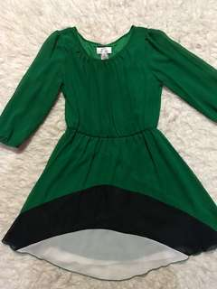 010 Green Dress (70 ribu)