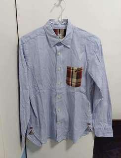 Bape men shirt size L