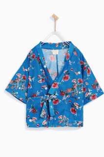 🚚 Zara 和服外套 11-12 152