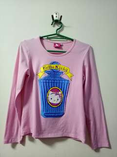 Hello Kitty Long Sleeve
