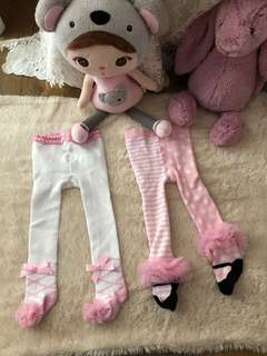 Baby tights stocking 6-12M per pc