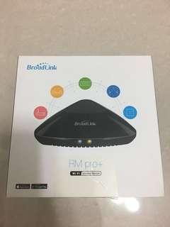 遙距控制家電 手機App控制開定冷氣返屋企嘆  Broadlink RM Pro + WIFI + IR + RF Remote Controller
