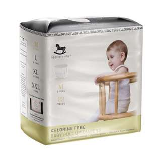 *BN* AppleCrumby Chlorine Free Pull Up Pants Diapers