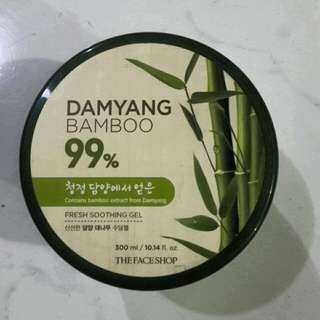 The Face Shop Damyang Bamboo Soothing Gel 99%