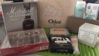 [BNiB] Beauty products for sale below retail price