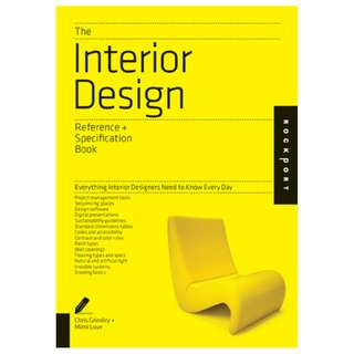 Interior Design: An Indispensable Guide: All the Details Interior Designers Need to Know But Can Never Find