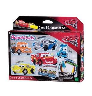 Brand New Aquabeads Cars 3 Character Set