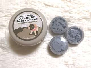 10g Elizavecca Carbonated Bubble Clay Mask