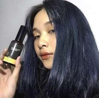 Kool Dark Blue Hair dye