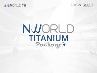 Nworld Titanium Package (Distributor)