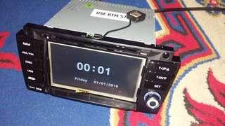 Orignal myvi radio.