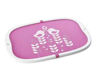 Brand New Munchkin Go Folding Table Place Mat (Pink)