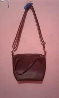 Longchamp body and hand bag