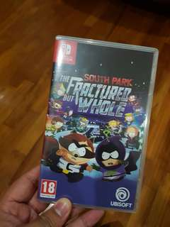 [Switch] South Park - The Fractured But Whole