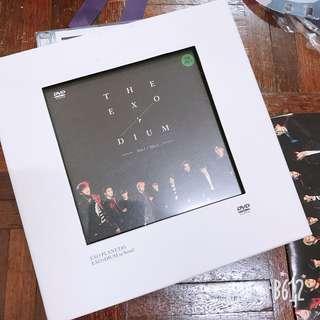 EXO 3rd concert EXO'rdium 2DVD