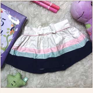 Mothercare second hand baby skirt size 0-3 months