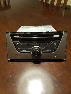 Myvi original car stereo