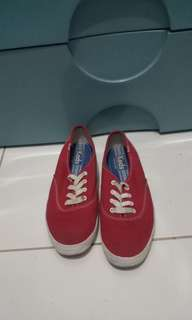 Keds Shoes ( Red )