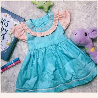 Baby Kiko dress size 0-6 months