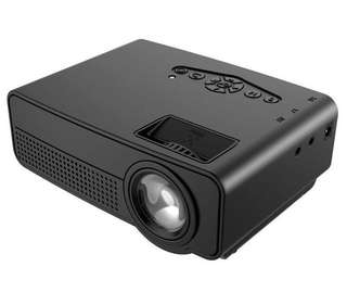 Mini 1080p LED Home Theater Projector