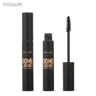 🦋FOCALLURE 3D Black Volume Curling Makeup Waterproof Thick Lengthening Mascara🦋