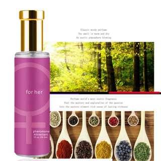 🦋Pheromone Flirt Perfume for Men Women Body Spray Oil🦋
