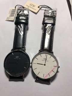 🚚 保證正品 dw手錶 dw 丹尼爾惠靈頓 手錶 石英錶 電子錶