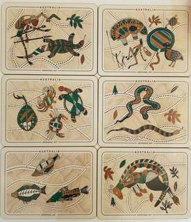 Aboriginal Art Placemats