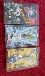Taiwan Keychain Set