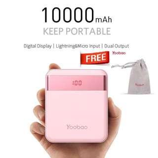 Yoobao Powerbank 10,000mAh