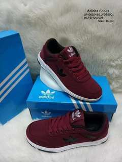 ADIDAS SHOES  Size: 36,37,38,39,40 Always Provide Euro Size  Price : 750