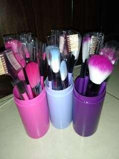 Brush set 12pcs