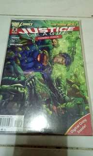 DC COMICS THE NEW 52 JUSTICE LEAGUE #2,3 & 4 COMBO PACK