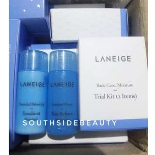 LANEIGE-Basic Care Trial Kit