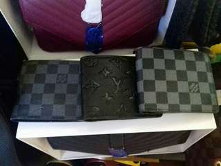 LV Men's Wallets