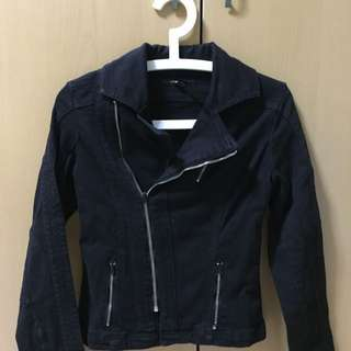 Authentic Insight Biker Jacket
