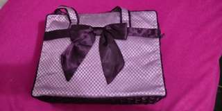 NaRaYa Korean Tote Hand Bag Spacious and Nice Smooth Material
