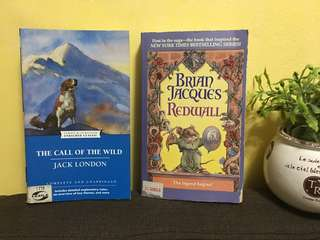 Call of the Wild + Redwall