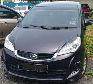 SAMBUNG BAYAR/CONTINUE LOAN  PERODUA ALZA EZI 1.5 AUTO YEAR 2015 MONTHLY RM 680 BALANCE 6 YEARS ROADTAX NEW  DP KLIK wasap.my/60133524312/alza