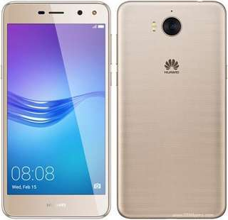 Huawei y5 2017 cellphone brand new gold