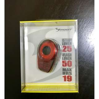 Moon Ring Rear Light 50 lumens (Free Postage included)