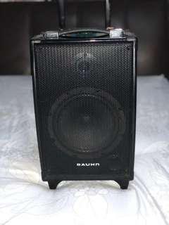 Bauhn audio PA system(no box)