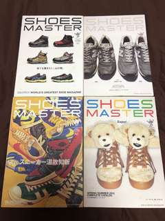 Shoes Master magazine bundle