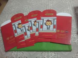 Red packet, NHB Roundtable , monkey