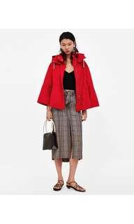 Zara Short Trench Coat