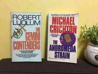 Gemini Contenders + Andromeda Stain