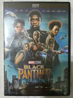 [Movie Empire] Marvel Black Panther - Movie DVD