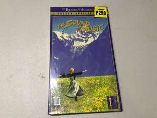 The sound of music vcd